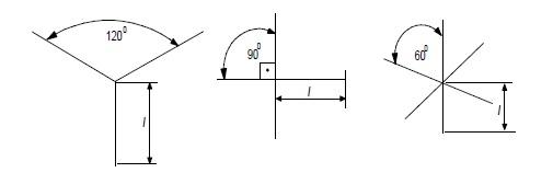 Şekil-T.8 Yıldız topraklayıcı çeşitleri