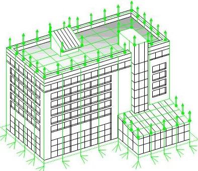 Binalar İçin Faraday Kafesi Uygulaması
